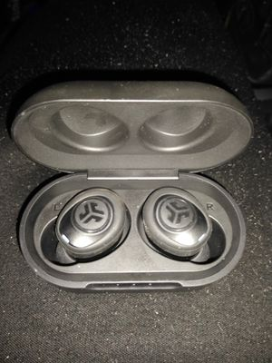 J Lab wireless earbuds with charging case...must sell for Sale in Wesley Chapel, FL