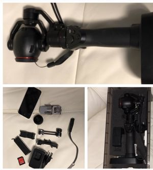 Osmo Plus and accessories exhange for GoPro 5 for Sale in Hialeah, FL