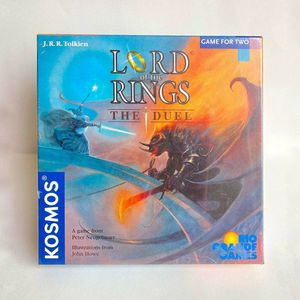 Lord Of The Rings - The Duel Board Game Never Used for Sale in Long Beach, CA