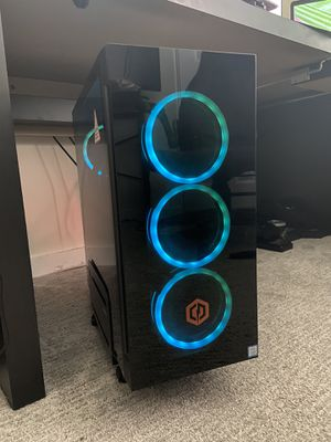 Gaming Computer - i7 9700K @ 3.6GHz / RTX 2070 / 16GB DDR4 / 1TB SSD for Sale in Fountain Valley, CA