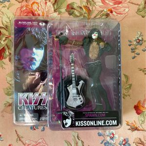 Kiss Creatures Action Figure (star child) for Sale in Mount Rainier, MD