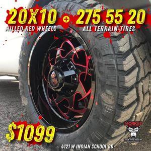 Rines Y Llantas Nuevas 2755520 for Sale in Phoenix, AZ