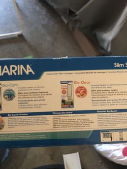 Fish Tank Filter For Up To 20 Gallons for Sale in Stockton,  CA