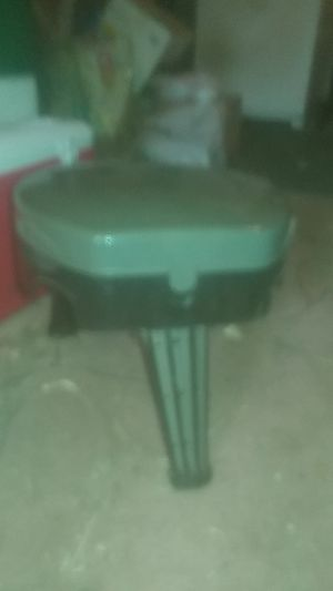 Portable camping toilet for Sale in Mechanicsburg, PA