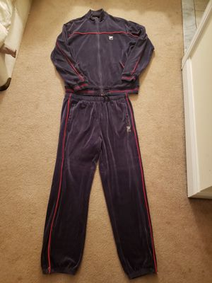 5b634d7a448f Fila Velour Track Suit for Sale for sale Woodbury, CT