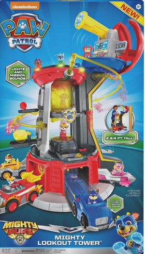 Paw Patrol Might Lookout Tower for Sale in Greenville, NC