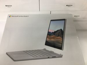 Brand new Microsoft surface book 3 🔥 $50 down for financing NO CREDIT NEEDED 🔥 for Sale in Dallas, TX