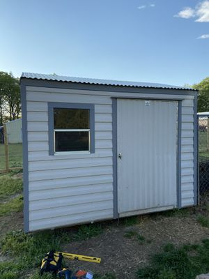 10x8 Storage Shed and Utility Shed for Sale in Greenville, SC