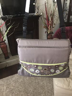 Carry and fold diaper changing bag for Sale in Bothell, WA