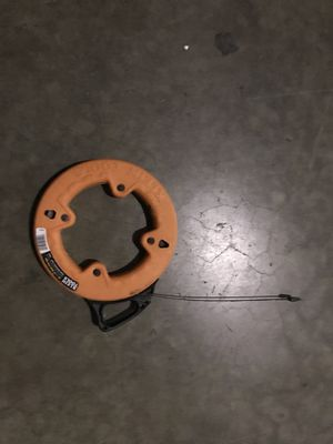 25 ' of fishing electric tape for Sale in Fairfax, VA
