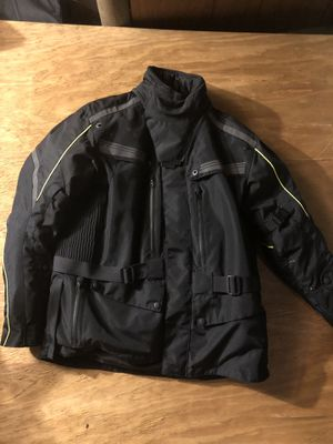 Triumph motorcycle jacket for Sale in Mount Holly, NJ