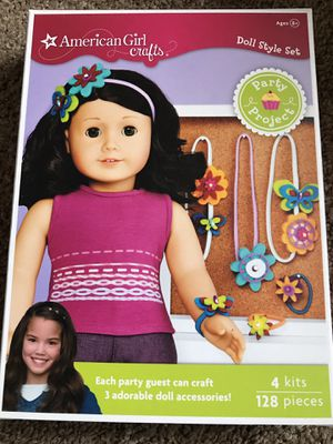 American Girl crafts - doll headbands for Sale in Buffalo, NY