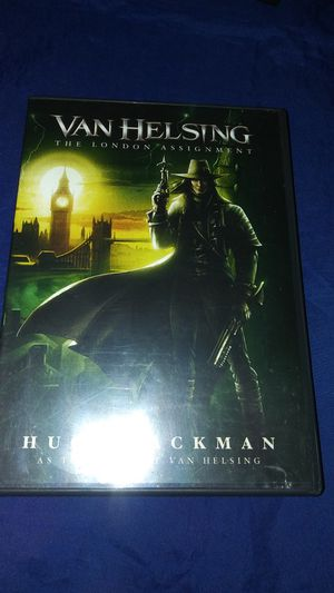 Van Helsing The London Assignment animated movie for Sale in Commerce, CA