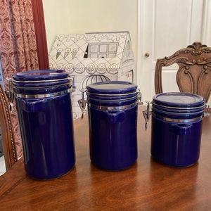 Ceramic Storage Jars for Sale in Zephyrhills, FL