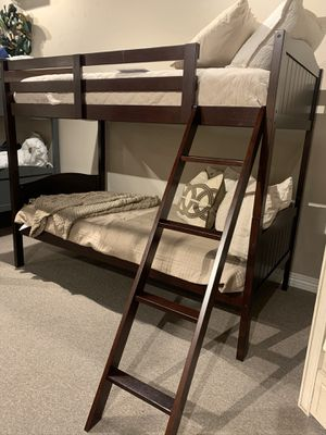 BRAND NEW WOODEN BUNK BED for Sale in Walnut Creek, CA