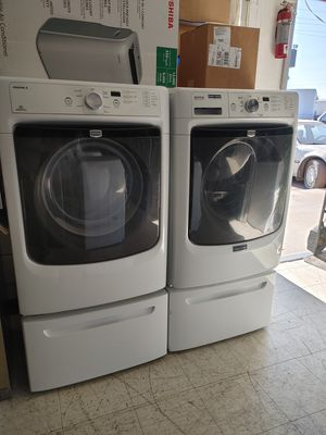 Maytag XL electric set for Sale in Phoenix, AZ