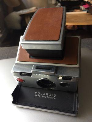 Polaroid SX-70 for Sale in Houston, TX
