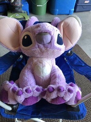 Disney Stitch large stuffed animal for Sale in Albuquerque, NM