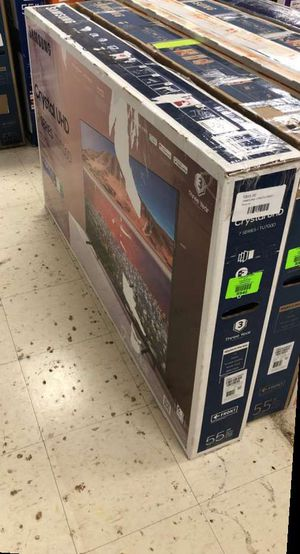 Samsung smart tv 55 inch HMQ for Sale in Houston, TX