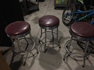 High stool chairs for Sale in Phoenix, AZ