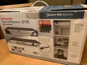 8 Channel surveillance dvr for Sale in Pembroke Pines, FL