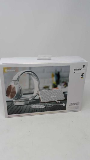 Polaroid Wireless Audio Kit White for Sale in Norfolk, VA