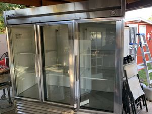 True refrigerator .. 1200 obo for Sale in Phoenix, AZ