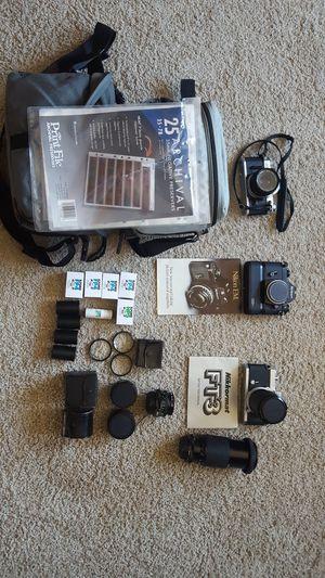 Film camera starter pack for Sale in Smyrna, TN