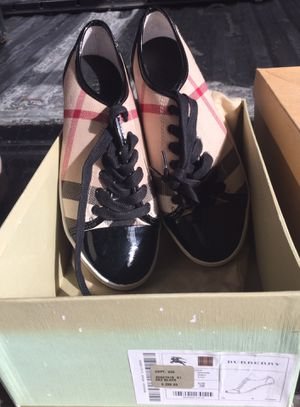 Burberry shoes for Sale in Rialto, CA