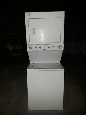 Kenmore combo washer and gas dryer for Sale in Stockton, CA