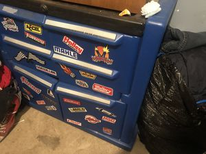 Kids toy box / shelve for Sale in Fresno, CA