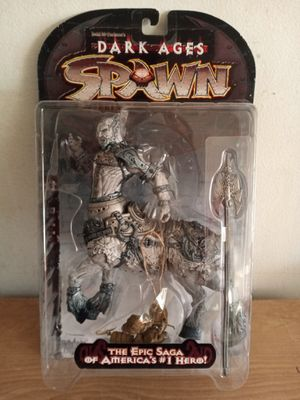 McFarlane Dark Ages Spawn The Raider Collectible Action Figure Toy for Sale in Chicago, IL