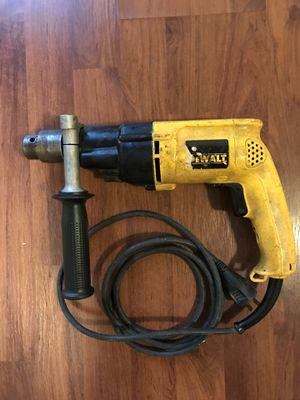 DeWalt DW505 1/2 inch multi speed hammer drill. for Sale in Bartow, FL
