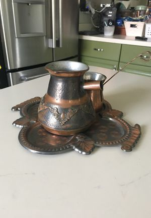 Turkish coffee set for Sale in Lorton, VA