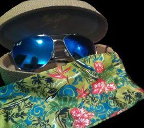 "Maui Jim Aviator Sunglasses ""Cliff House Edition"" for Sale in Barre,  VT"