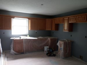 Kitchen cabinets paint and drywall for Sale in Greensboro, NC