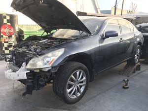 2007,08,09,10,11,12,13Infiniti g35,25,37,Q40 parts for sale . for Sale in La Mesa, CA