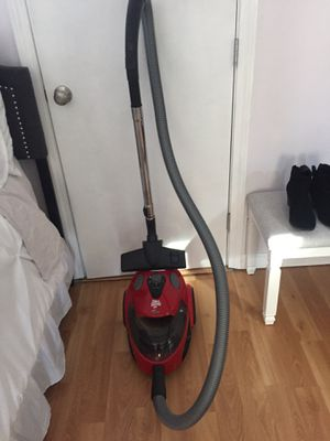 Dirt devil canister vacuum for Sale in Lynnfield, MA