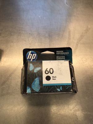 60 Black Ink cartridge for Sale in Chicago, IL