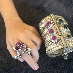 Hamila Sultan Bracelet And Ring for Sale in Gainesville, VA