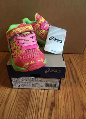 ASICS Size 13 toddler sneakers for Sale in Boonsboro, MD