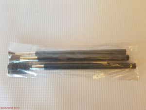 3 Piece makeup and eyelash brushes for Sale in Surprise, AZ