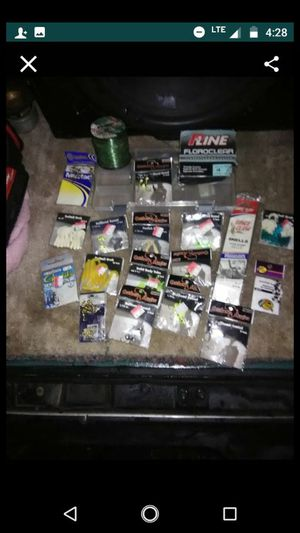 Fishing Gear for Sale in Moreno Valley, CA