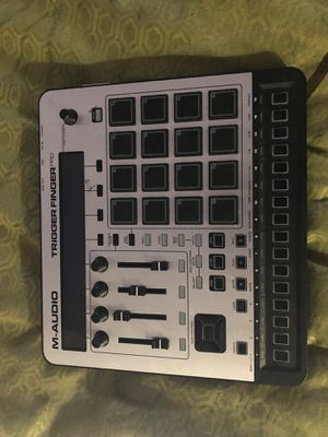 M-Audio trigger finger pro for Sale in Fresno, CA