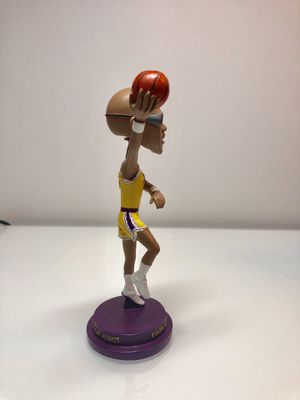 Kareem Abdul-Jabbar LAKERS BOBBLE HEAD LIMITED for Sale in US