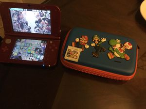New Nintendo 3DS (Hacked) w/ 16g SD for Sale in Delano, CA