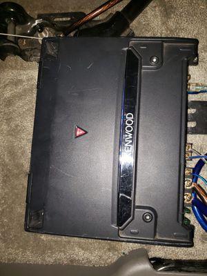 Kenwood amp for Sale in Gilbert, AZ