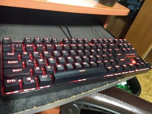 Red Dragon Mechanical Keyboard for Sale in Cabot, AR
