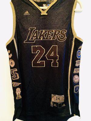 Hardwood Classics Lakers Kobe Bryant #24 Commemorative Jersey (Brand New) for Sale in San Francisco, CA