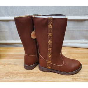 Hanna Anderson Girls Regina Knee High Boots for Sale in Phoenix, AZ